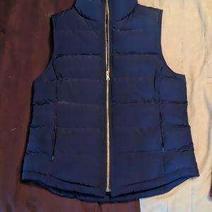 Talbots winter vest